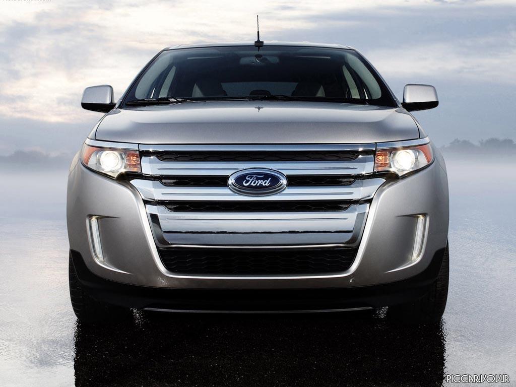 Фотографии Ford Edge (2010...). …